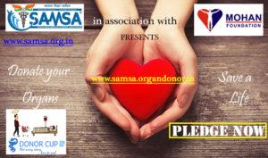 Read more about the article SAMSA matures into a driving force for Organ Donation
