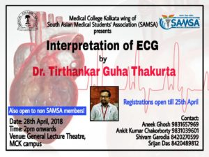 Read more about the article ECG Workshop at Medical College Kolkata