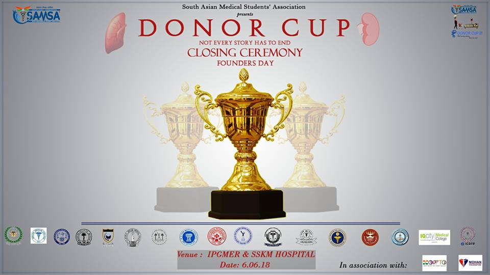 SAMSA Foundation Day and Donor Cup Closing Ceremony