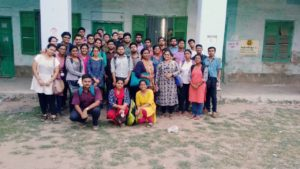 Health camp at Mato village