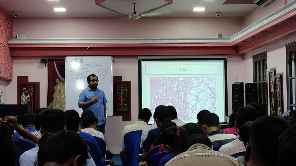 Read more about the article Histopathology Workshop – Conducted by Dr. Tirthankar Guha Thakurta