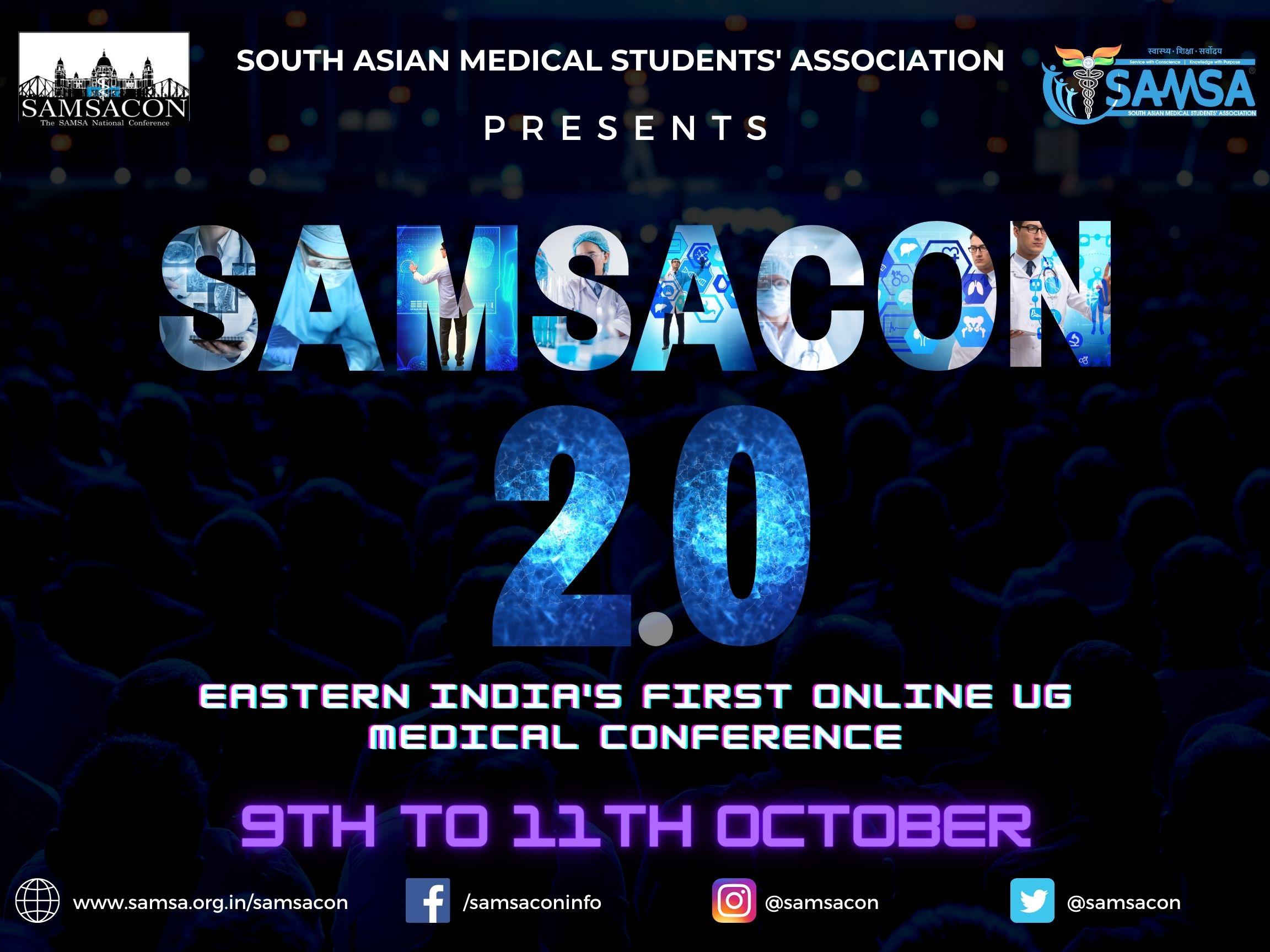 SAMSACON 2.0
