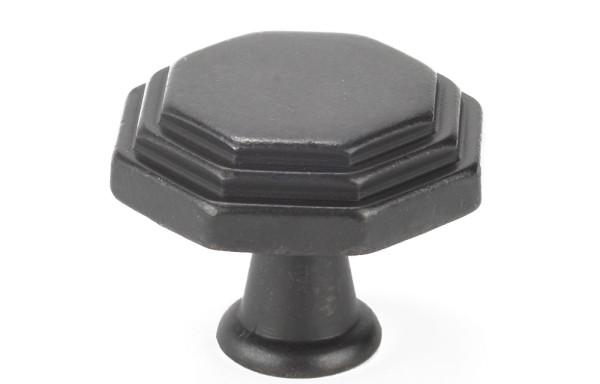 10819B27 Bronze Octagon Knob