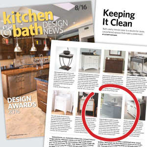 KITCHEN & BATH DESIGN NEWS AUGUST 2016