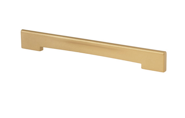 810541921600903 Matte Brass Medium Size Profile Pull