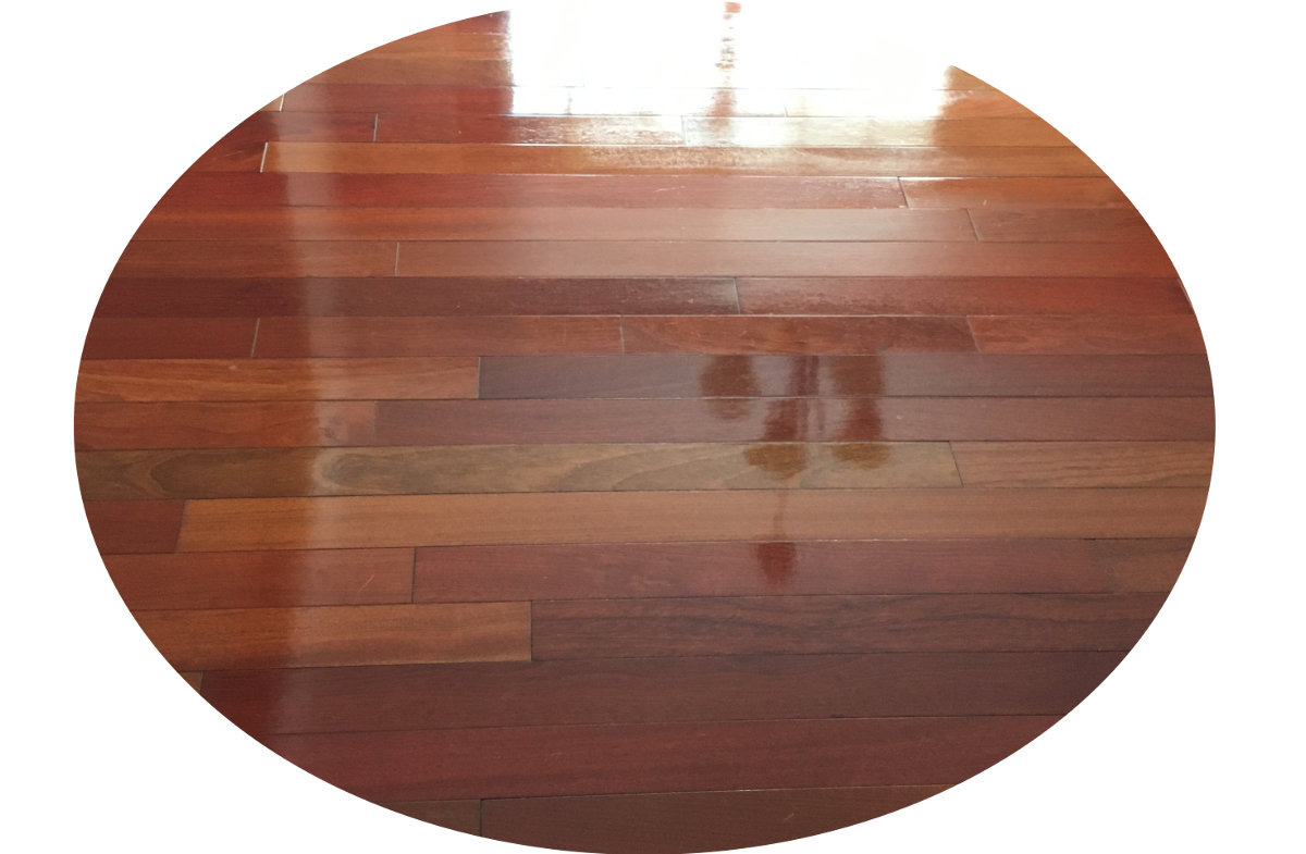 hardwood cleaning waxing floors