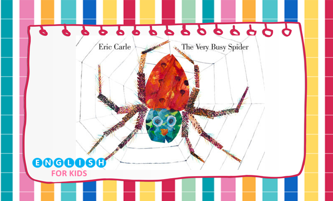 Wettingen English Playgroup - The very busy spider top image