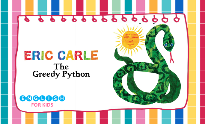 Wettingen English Playgroup - The Greedy Python top image