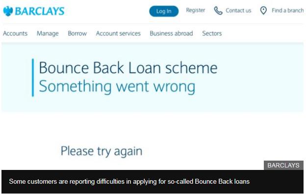 Barclay bank
