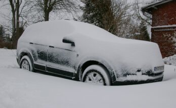 8 Easy Vehicle Maintenance Tips in Snow Fall