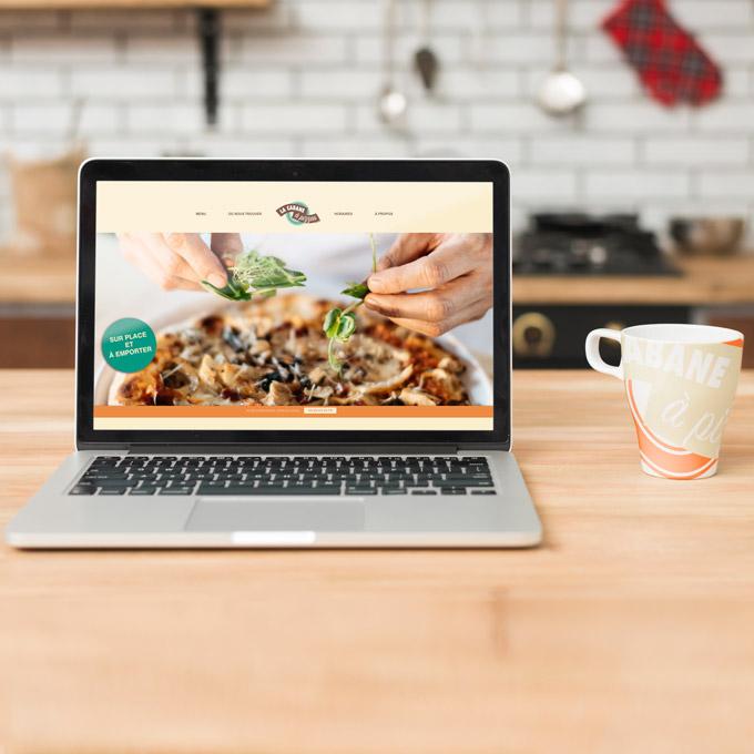 design site pizzeria