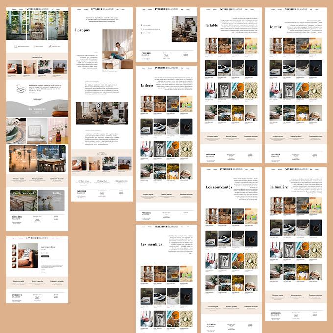 webdesign e-shop responsive