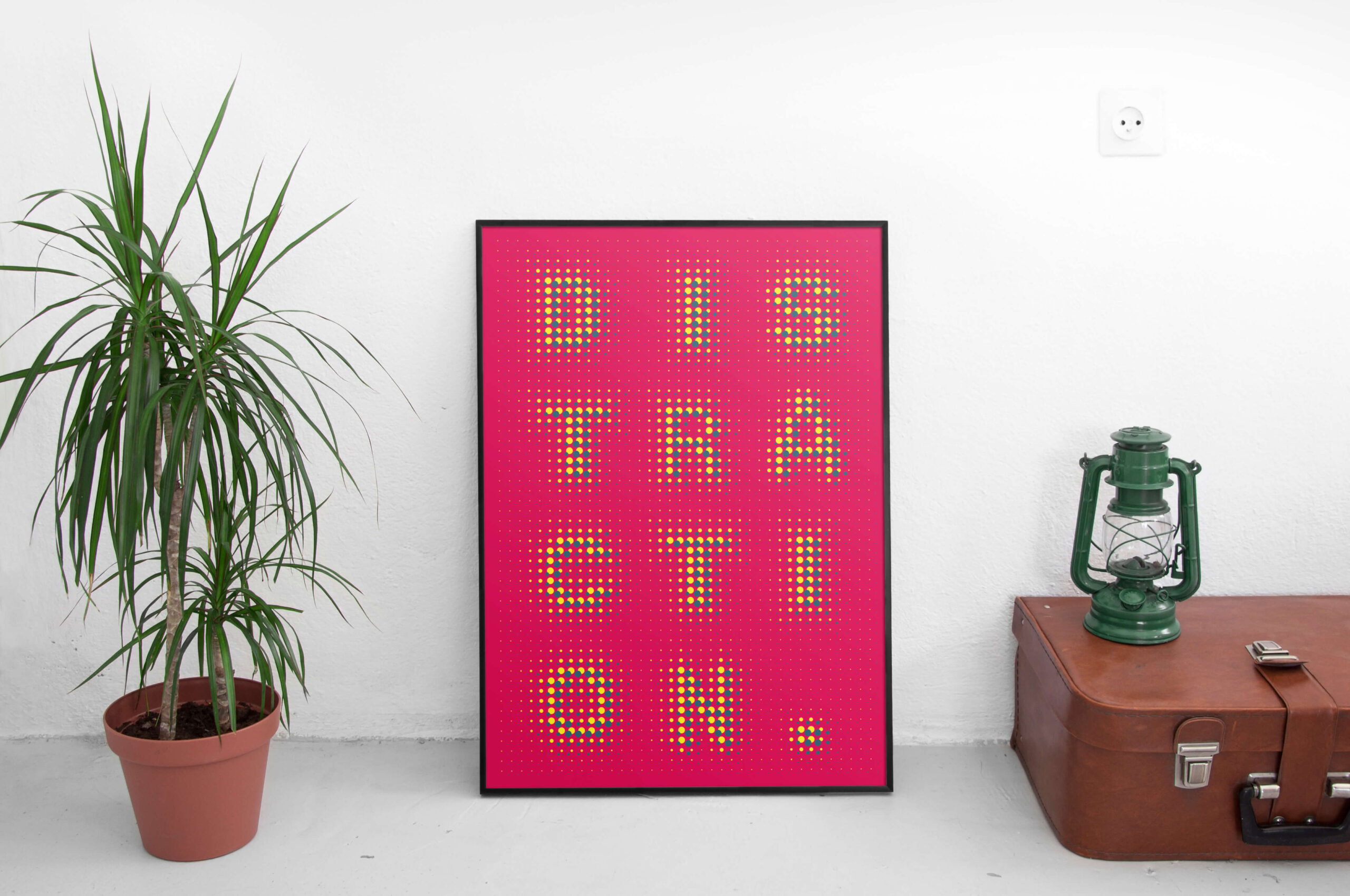 Distraction-Poster