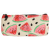 Small canvas bag with watermelon print