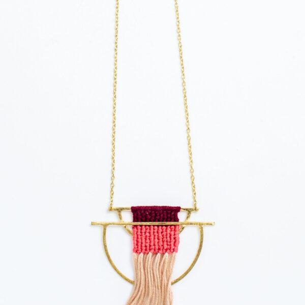 santa cruz long necklace