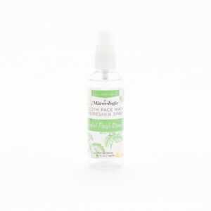 Cloth mask refresher spray in herbal fresh breath