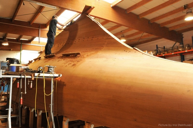 Restoration Project by Robbe & Berking
