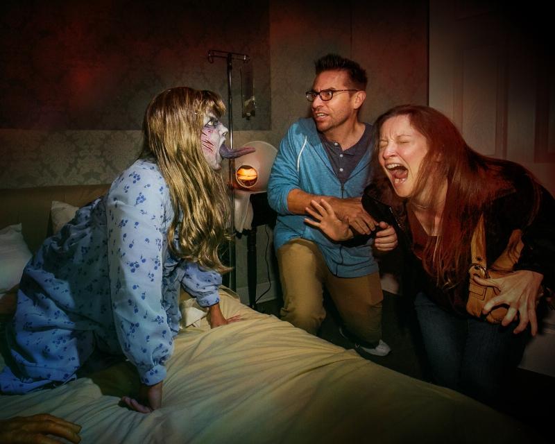 Universal Studios Hollywood - Halloween Horror Nights