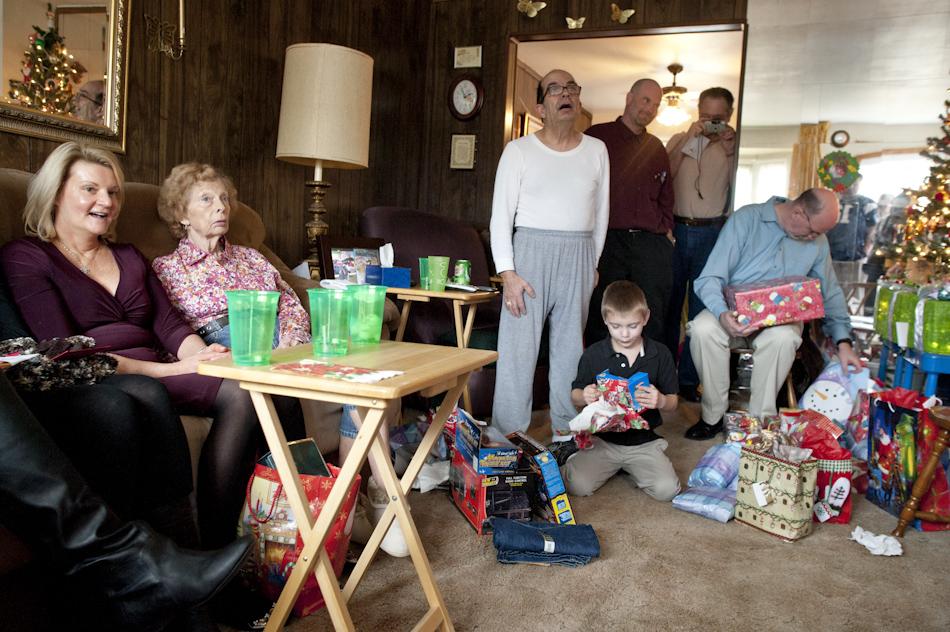 (photo by Matt Roth) Christmas Day Saturday, December 25, 2010.