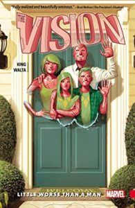 The Vision Volume 1