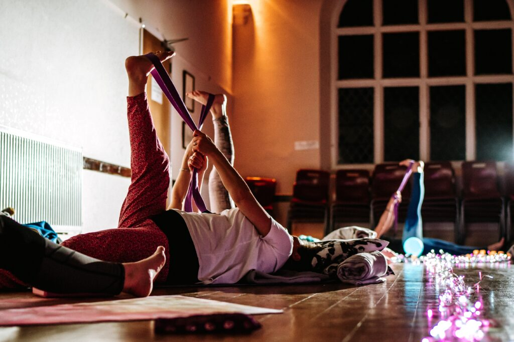 YogaBellies Women's Yoga at The Little Yoga House, Belfast