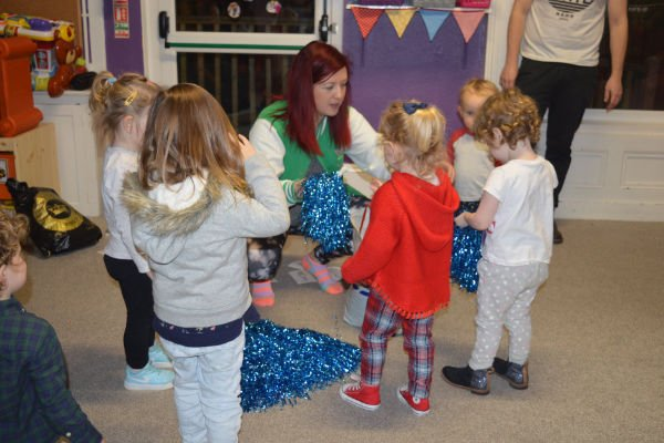 Toddler & Preschool StoryBook Yoga at The Little Yoga House, Belfast