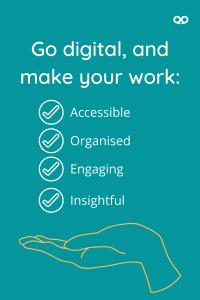 Why go digital