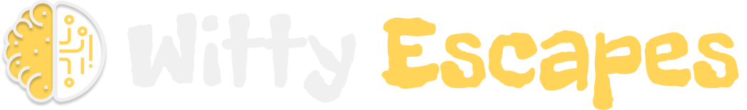 Witty Escapes Logo