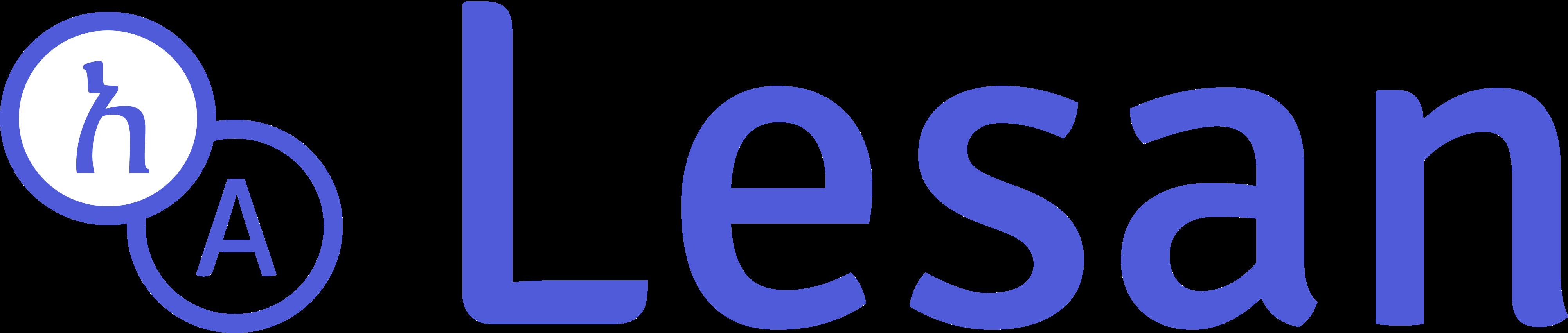 Lesan Logo Berlin AI Startup Machine Translation