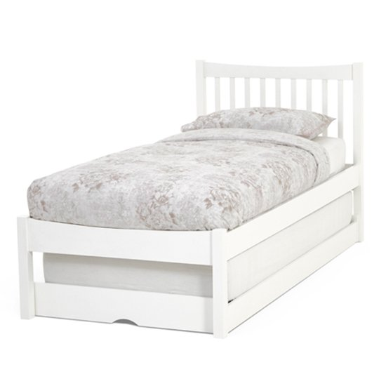 Serene Alice White Guest Bed