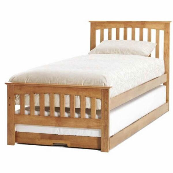 Serene Amelia Honey Guest Bed