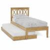 Serene Autumn Honey Guest Bed