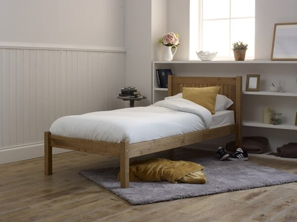 Limelight Capricorn Wooden Bed