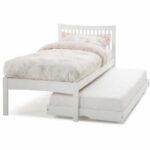 Serene Mya White Guest Bed