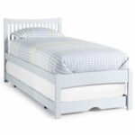 Serene Mya Grey Guest Bed