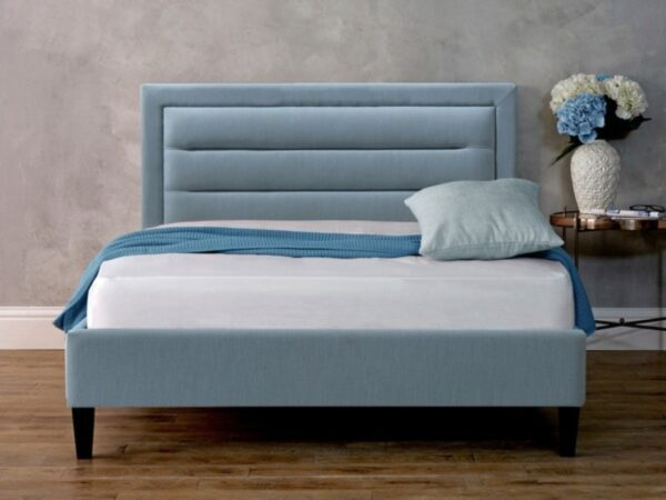 Limelight Picasso Blue Bedstead