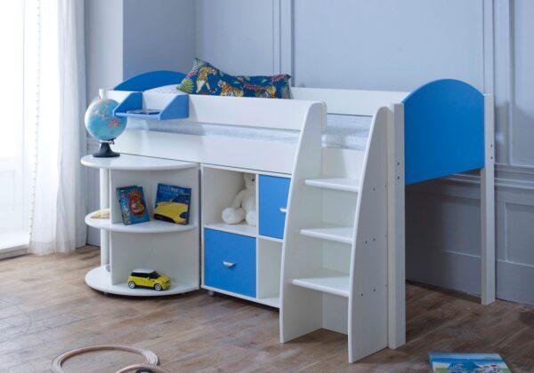 Kids Avenue Eli C Mid sleeper Cabin Bed
