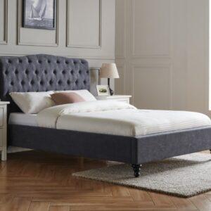 Limelight Rosa Bed Dark Grey