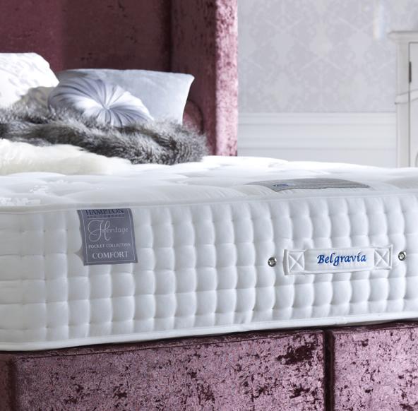 Hampton Bed Company Belgravia 7000 mattress