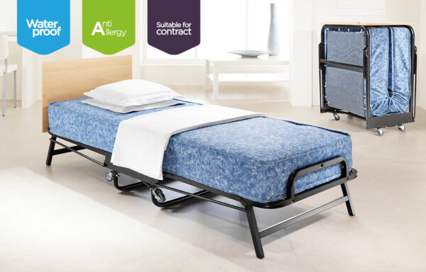 Jaybe Crown Windermere Single Folding Bed
