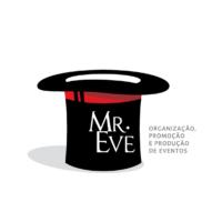 Logotipo Mr. Eve — Produção de Eventos