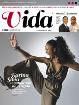 Capa da revista Vida n.º 1