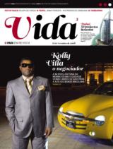 Capa da revista Vida n.º 3
