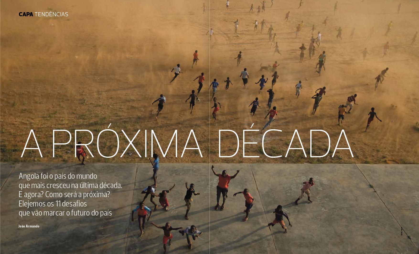 Exame Angola n.º 12 – Fevereiro 2011