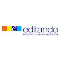 Logotipo Editando — Edição e Comunicação