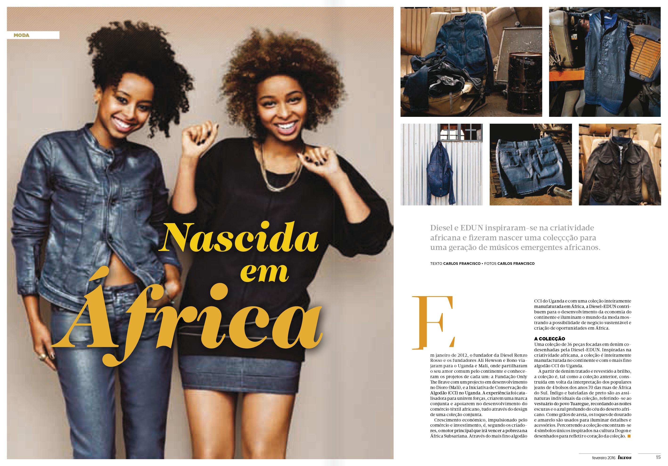 Projecto revista Luxos – Expansão – jribeiro