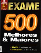 Revista Exame Portugal, Melhores e Maiores n.º 4