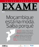 Capa Exame Moçambique n.º 0