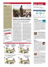 Contracapa Novo Jornal n.º 1