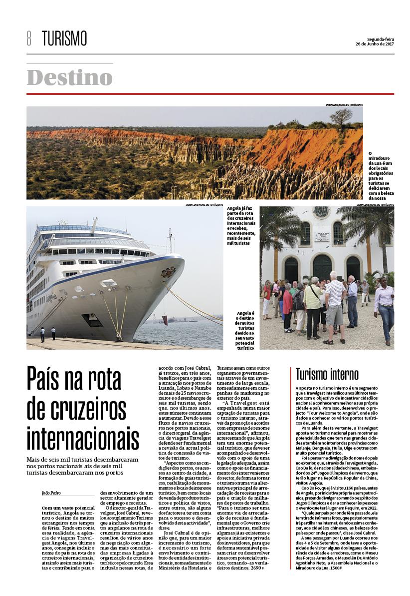 Projecto destacável temático Jornal de Angola – jribeiro